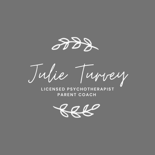 Julie Turvey, MFT Logo